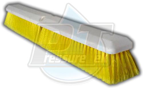 """24"""" Yellow Brush"""