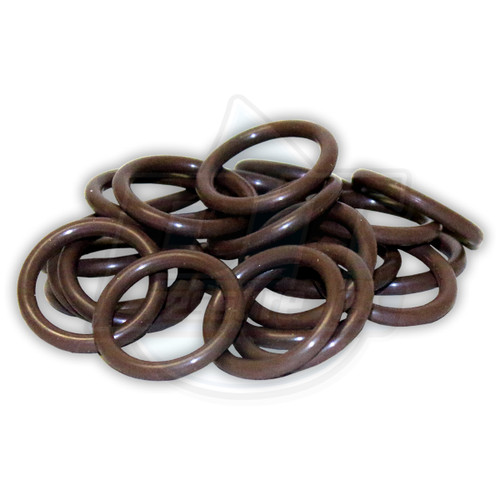 """1/4"""" Couplers (25) Pack Viton O-Rings"""