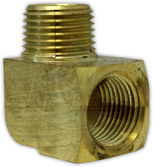 Brass Street Elbow 90° FPT X MPT