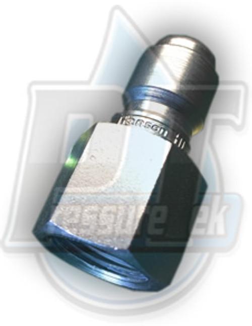 "1/4""  FPT Hansen Stainless Steel Plug"
