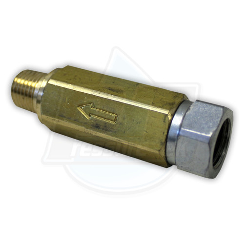 """1/4"""" MPT out x FTP in High Pressure Filter"""