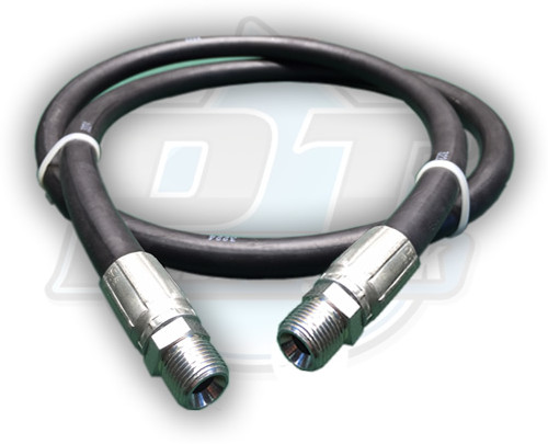 Whip/Connector Line 4500 PSI 2 Wire