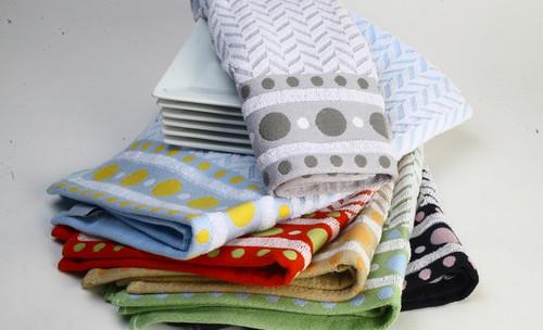 CIRCLE DISH TOWEL