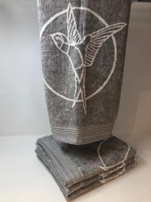 BIRD MELANGE - HAND TOWEL
