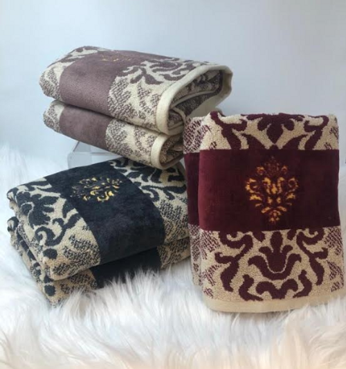MEDALLION COLLECTION - HAND TOWELS