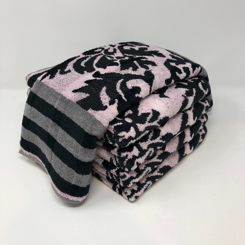 ORIENTAL STRIPES - HAND TOWEL