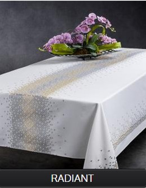 RADIANT TABLECLOTH