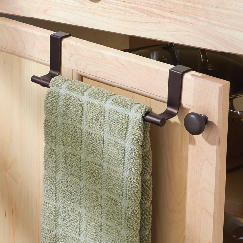 EXPANDABLE BRONZE TOWEL BAR
