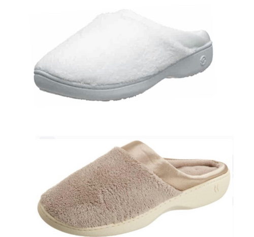 PILLOW STEP SLIPPERS