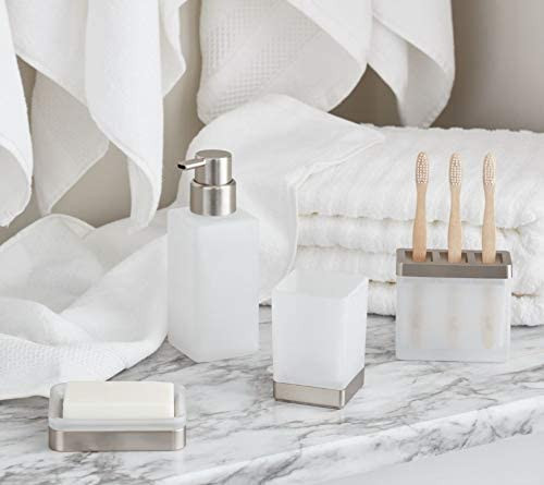 CASILLA FROST BRUSHED BATHROOM COLLECTION