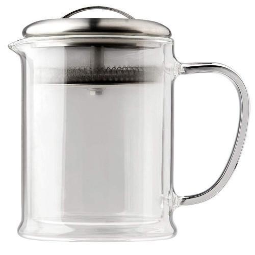 Glass Teapot - Double Wall