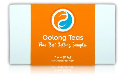 Oolong Tea Sampler