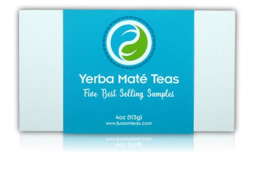 Yerba Mate Tea Sampler