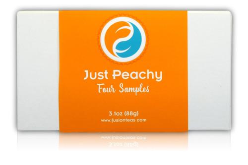Just Peachy Tea Sampler