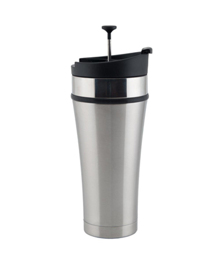 Stainless Steel Tea Press Tumbler