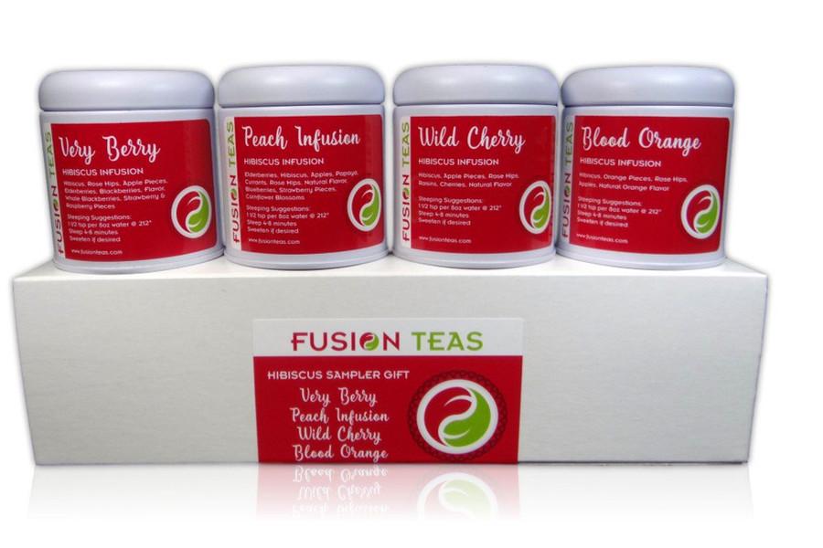 Hibiscus Tea Sampler Gift Box