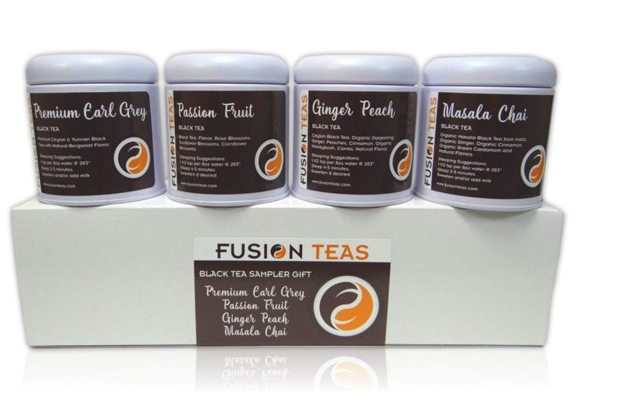 Black Tea Sampler Gift Box