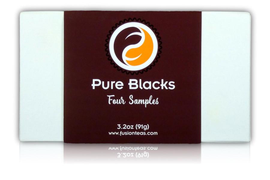 Pure Black Tea Sampler