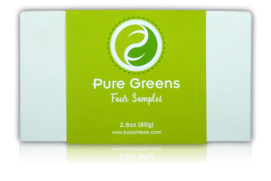 Pure Green Tea Sampler
