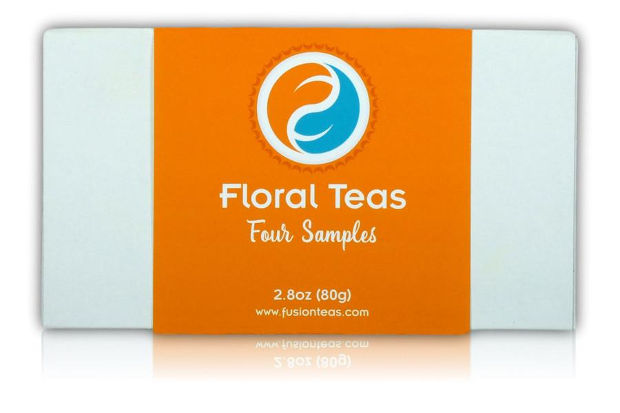 Floral Tea Sampler