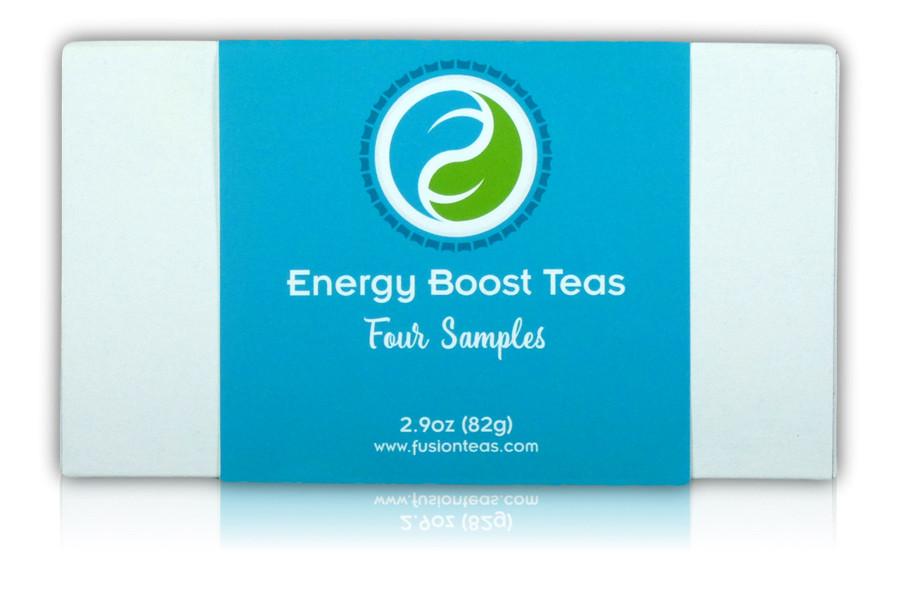 Energy Boost Tea Sampler