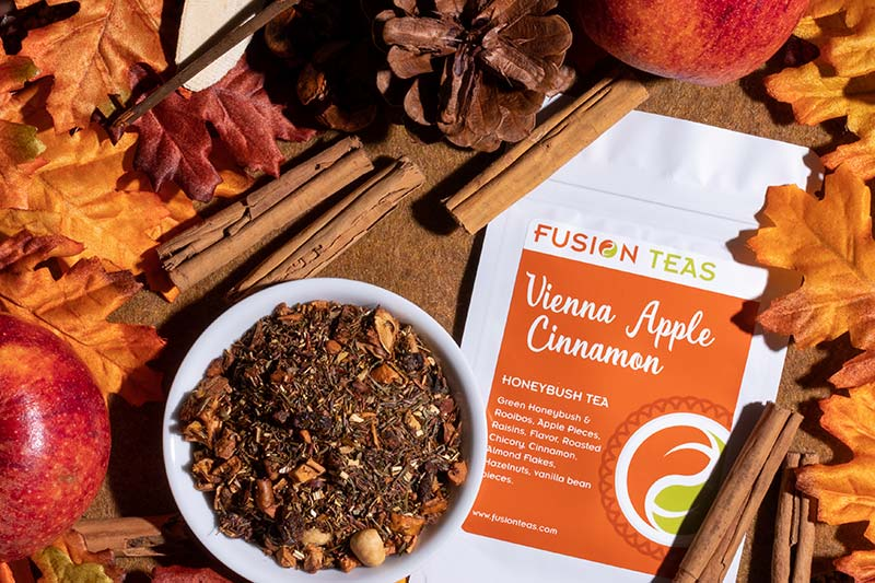 Vienna Apple Cinnamon Herbal Tea