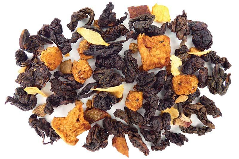 Apple Butter Oolong Tea