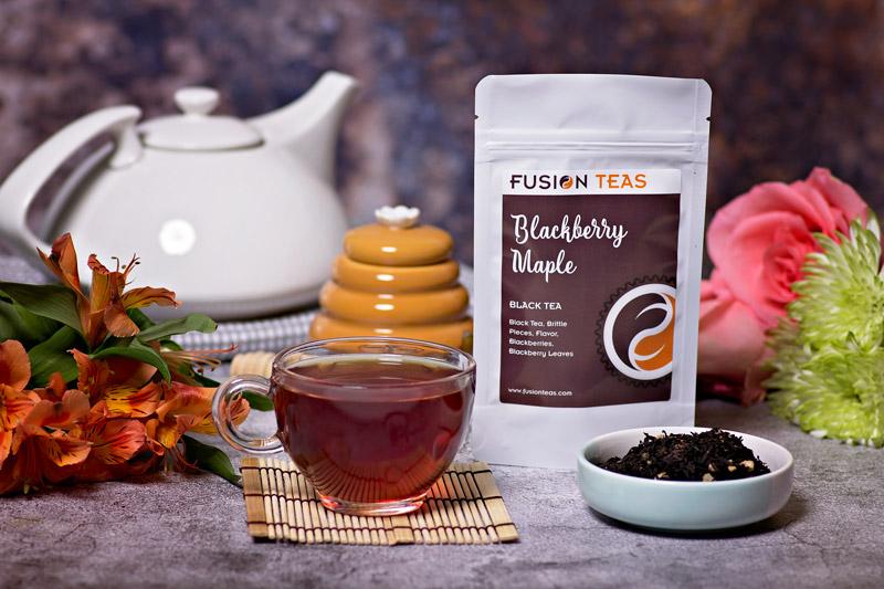 Blackberry Maple Black Tea