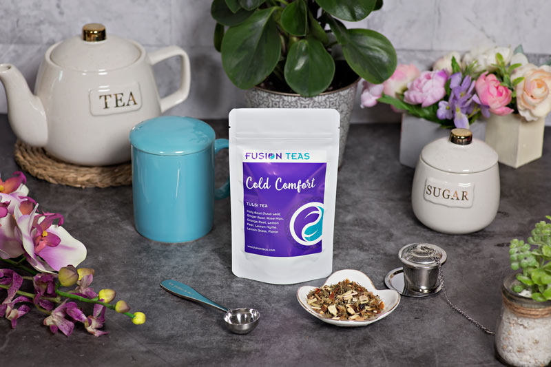 Cold Comfort Herbal Tea