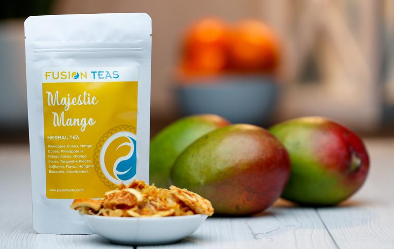 Majestic Mango Herbal Tea