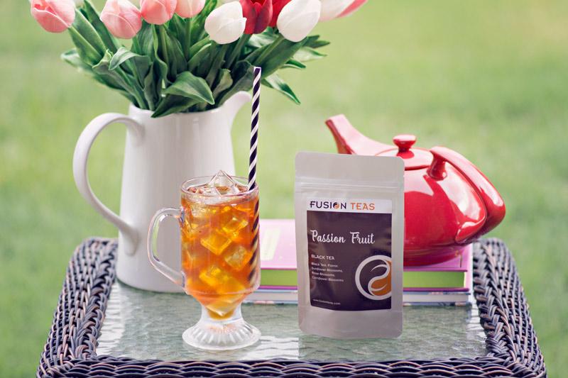Passion Fruit Black Tea