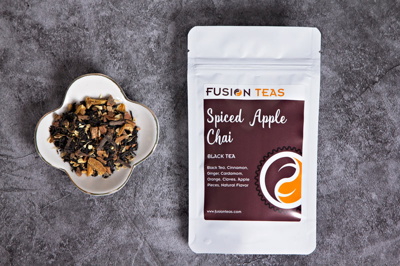 Spiced Apple Chai Package