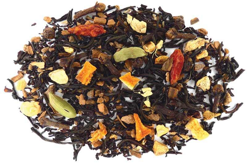 Turmeric Chai Black Tea