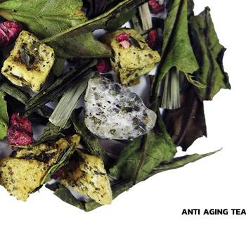 Anti Aging Teas