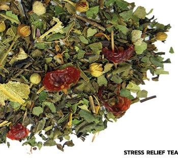 Stress Relief Teas