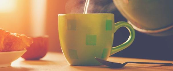 Morning Tea Ritual