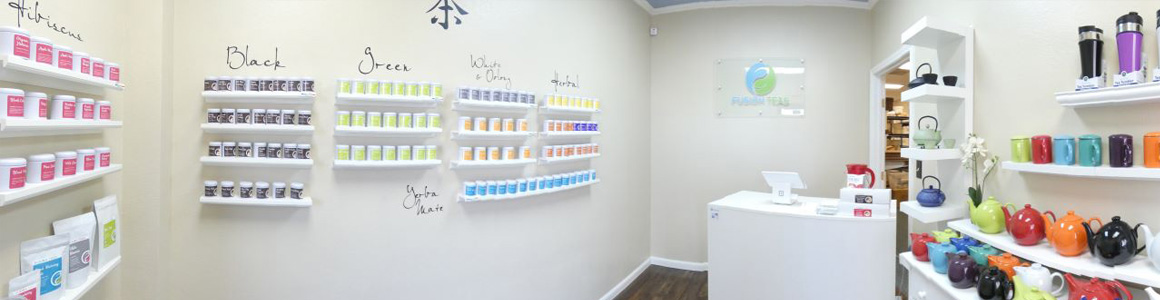 Fusion Tea Store Front