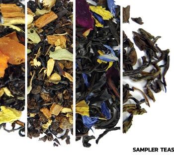 Tea Samples
