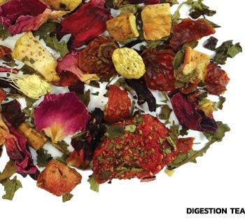 Teas for Digestion
