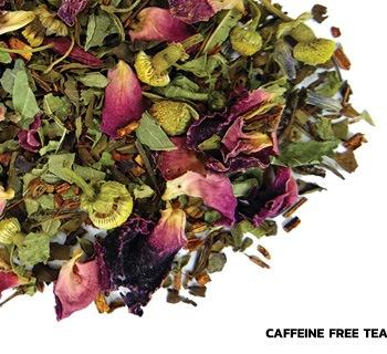 Caffeine Free Teas