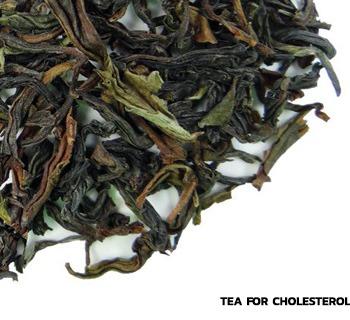 Teas for Cholesterol