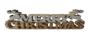 40X16X2.5CM MERRY CHRISTM