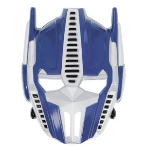 !! Transformers Mask Plastic Vacuum Form