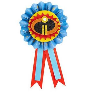 Incredibles 2 Award Rbn