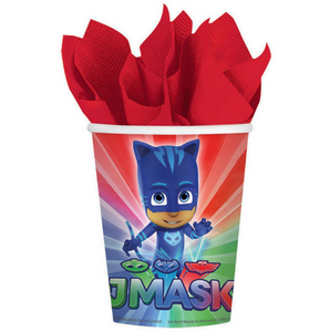 PJ Masks 9oz/266ml Cups
