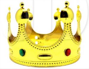 Crown Large (Gold)
