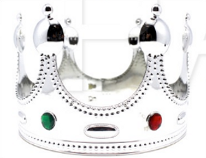 Crown Large (Silver)