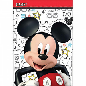 Mickey on the Go Loot Bags