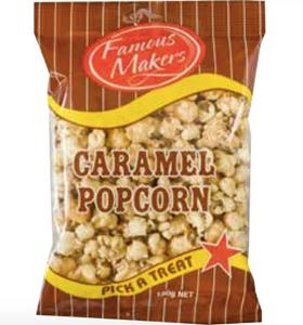 150g Pat Caramel Popcorn