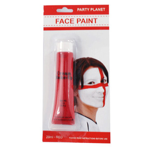 *FACE PAINT-RED